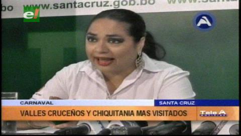 Gobernación cruceña promueve el carnaval de Vallegrande