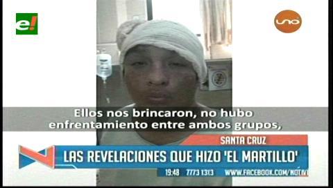 Enfrentamiento en Palmasola: Las revelaciones de «El Martillo»