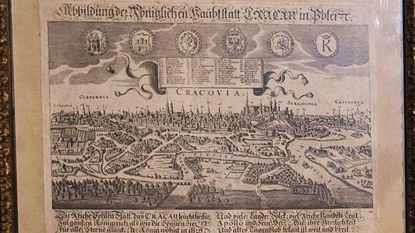 Imagen de la era del Renacimiento de la ciudad polaca del sur de Cracovia, que junto con otras dos obras de arte, fueron devueltas a Polonia por Horst von Waechter