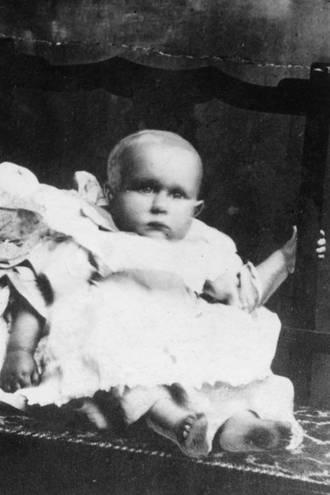 Retrato de Sidney Leslie Goodwin tomado en 1911. (Dominio público)