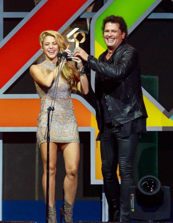 Shakira, Carlos Vives