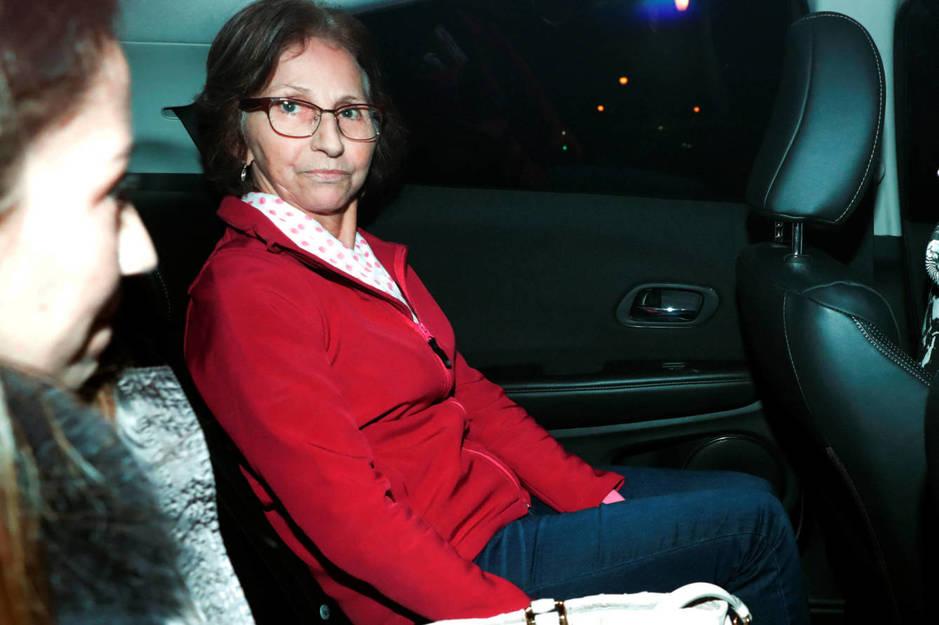 Aparecida Schunck, la suegra de Bernie Ecclestone, fue secuestrada en Brasil el año pasado. (Reuters/Leonardo Benassatto)