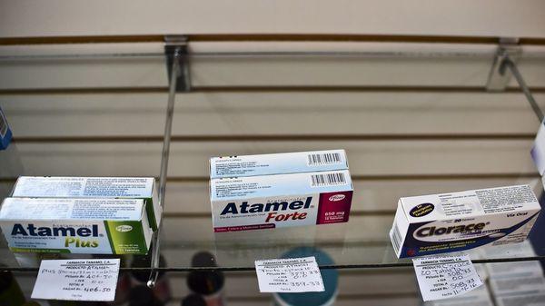 En Venezuela también hay escasez de medicamentos (AFP)