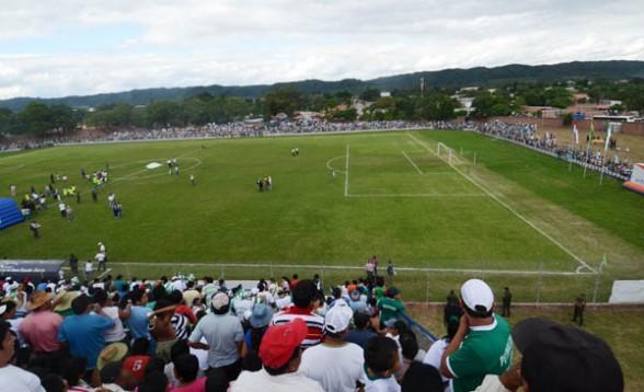 Resultado de imagen para Estadio de Yacuiba va por el aval