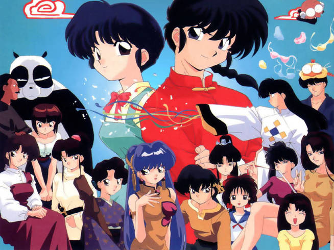 El popular anime