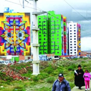El MAS proyecta el uso de recursos del IDH para vivienda