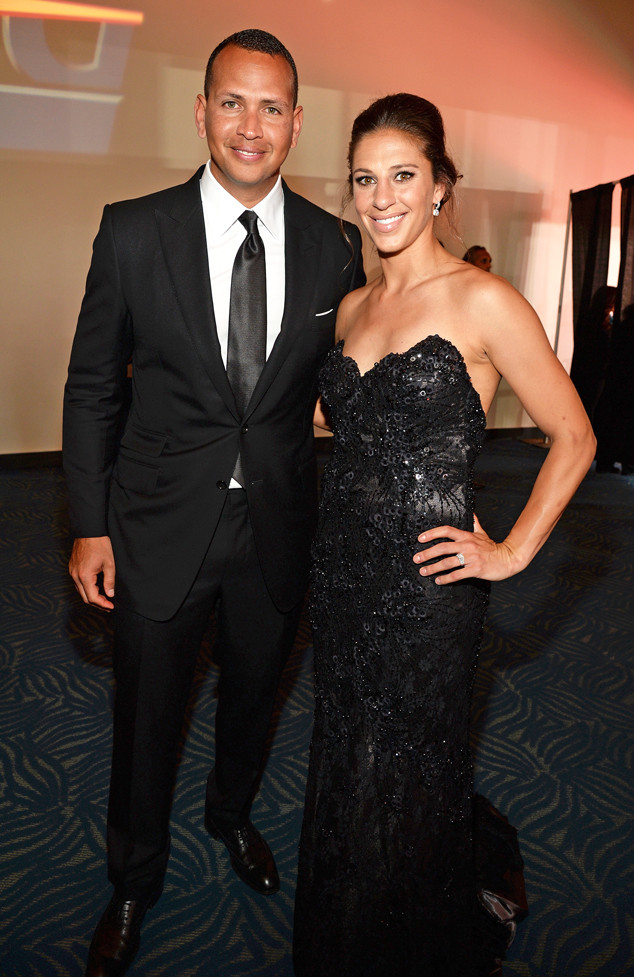 Alex Rodriguez, Carli Lloyd, ESPY Awards