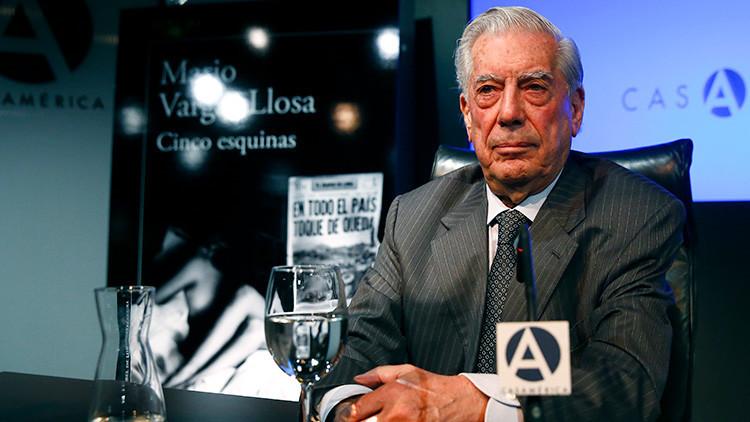 Vargas Llosa compara las