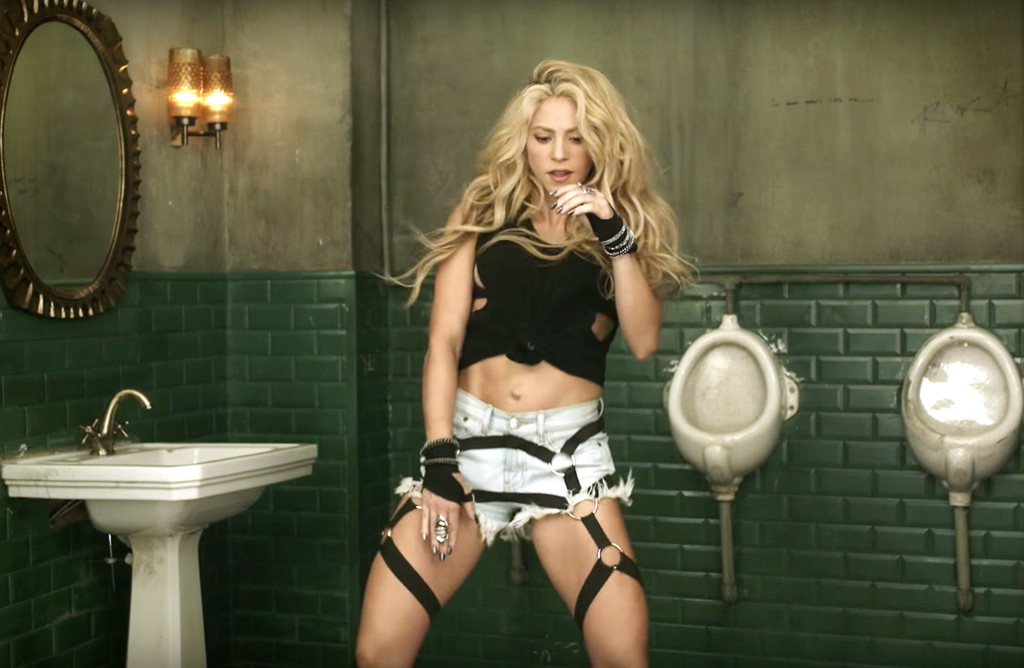 Shakira, Maluma Chantaje, Music Video