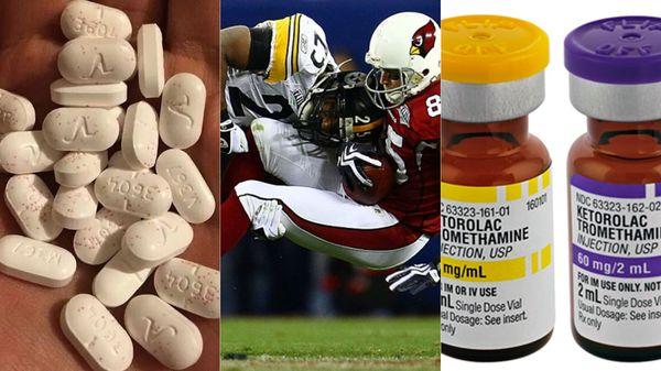 Los analgésicos y antiinflamatorios se entregan en exceso a los deportistas