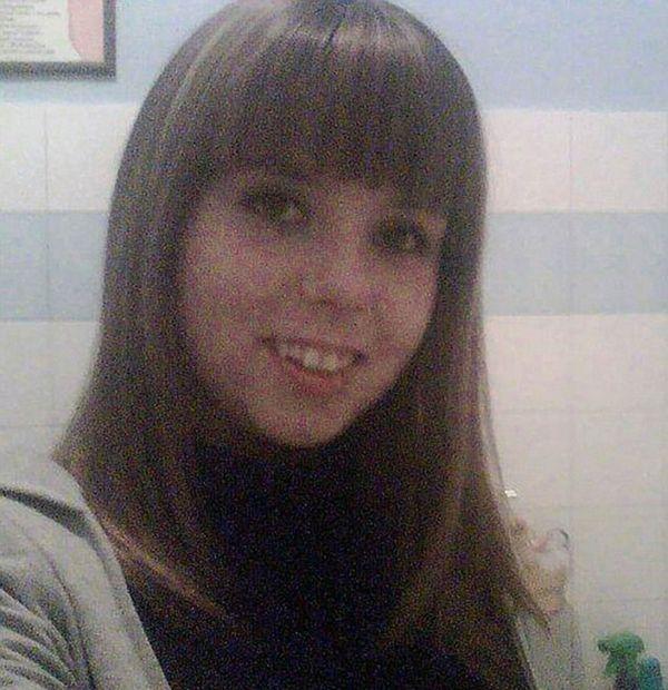 Danijela, antes de la tragedia que cambió por completo su vida