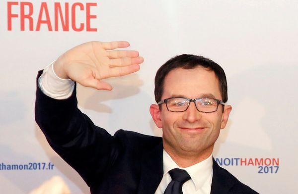 Benoît Hamon (REUTERS)