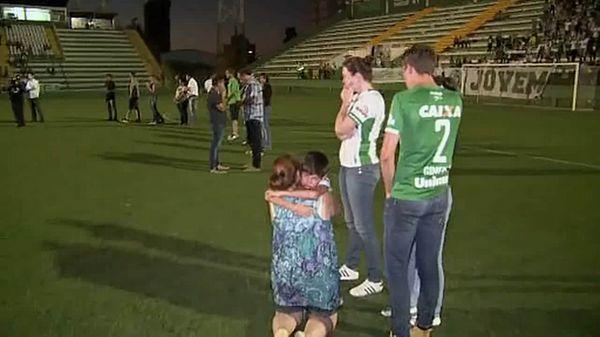 Familiares de jugadores fallecidos del Chapecoense reclaman dinero correspondiente a premios