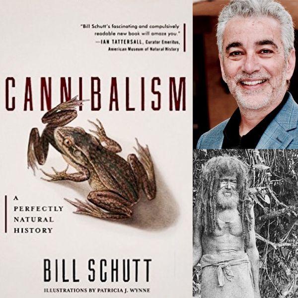 """Bill Schutt, el prestigioso zoólogo y profesor de biología residente de Museo Americano de Historia Natural de Estados Unidos, presenta una cara desconocida del canibalismo en su último libro """"Canibalismo: una historia perfectamente natural"""""""