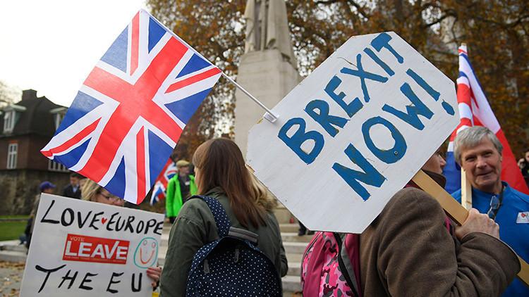 Revelan cuándo saldrá Reino Unido de la UE