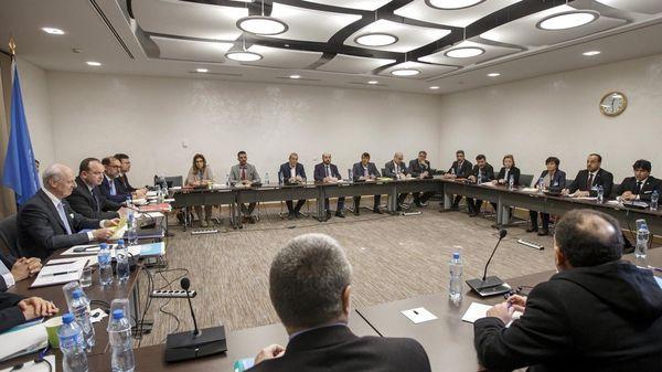 La cuarta ronda de negociaciones en Ginebra entre gobierno y oposición concluyó sin soluciones mientras se espera el comienzo de las conversaciones en Astana (EFE)