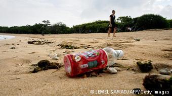 El turismo sin conciencia acaba con los ecosistemas.
