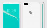 Así sería el iPhone 8 inspirado en el Samsung Galaxy S8 (imagen)