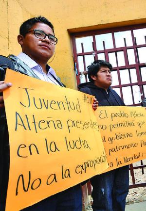 Evo Morales no quiere medios contestatarios
