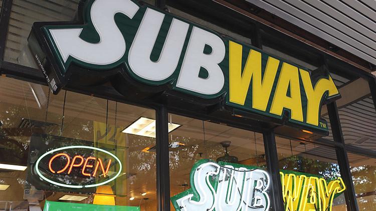 Subway demandará a la televisión que les acusó de vender pollo artificial