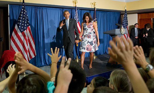 En su viaje ala Habana, Obama se reunió con empresarios estadounidenses y emprendedores que han emergido enla controlada apertura a la iniciativa privada puesta en marcha por Raúl Castro