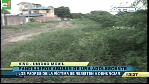 Abusan de una menor y los padres de la víctima se resisten denunciar el hecho
