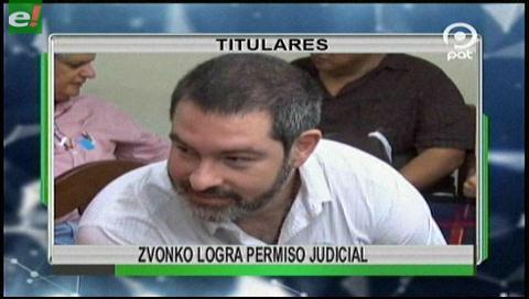 Video titulares de noticias de TV – Bolivia, noche del martes 7 de marzo de 2017