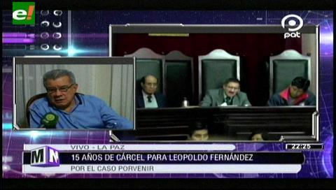 Leopoldo: Nunca se nos acusó por separatismo o traición a la patria en el proceso judicial