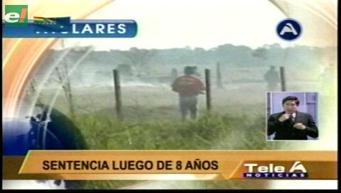 Video titulares de noticias de TV – Bolivia, noche del viernes 10 de marzo de 2017