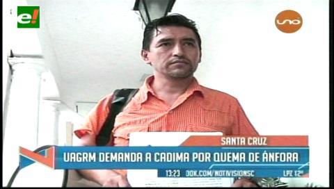 La Uagrm demanda a Miguel Cadima y a tres alumnos por seis delitos
