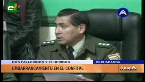 Dos muertos y 24 heridos por embarrancamiento de bus en ruta a Independencia