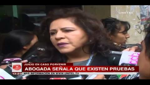 Caso Porvenir: Abogada de las víctimas dice que hay pruebas para sentenciar a Leopoldo Fernández