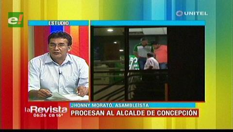El MAS afirma que existió malversación de recursos en la Alcaldía de Concepción