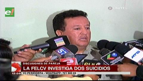 Felcv investiga dos casos de presunto homicidio – suicidio en el Plan Tres Mil