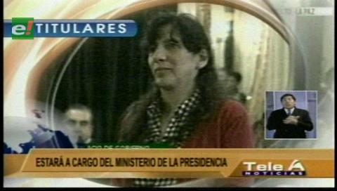 Video titulares de noticias de TV – Bolivia, noche del lunes 6 de marzo de 2017