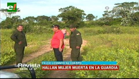 La Guardia: Hallan el cuerpo de una mujer en estado de descomposición