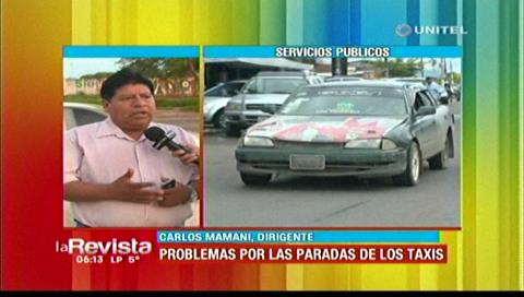 Taxistas piden dos meses para habilitar las tarjetas de paradas