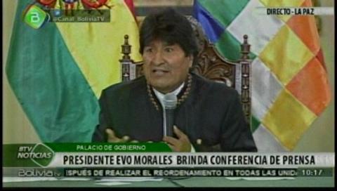 Por DS, Presidente encarga a 7 ministerios garantizar cumplimiento de normativa a favor de la mujer boliviana