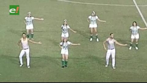 Video del cuerpo de baile de Oriente Petrolero