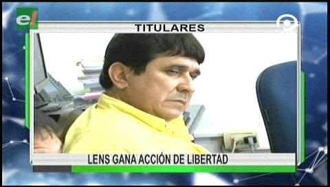 Video titulares de noticias de TV – Bolivia, noche del martes 14 de marzo de 2017