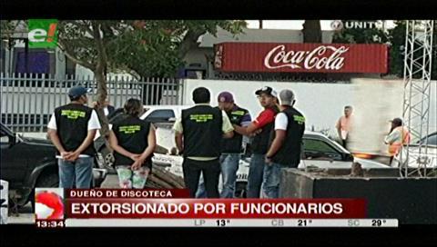 Santa Cruz: Propietario de una discoteca denuncia extorsión de funcionarios municipales