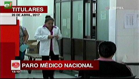 Video titulares de noticias de TV – Bolivia, mediodía del jueves 20 de abril de 2017