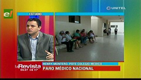 Colegio Médico rechaza el decreto para fiscalizar al sector salud