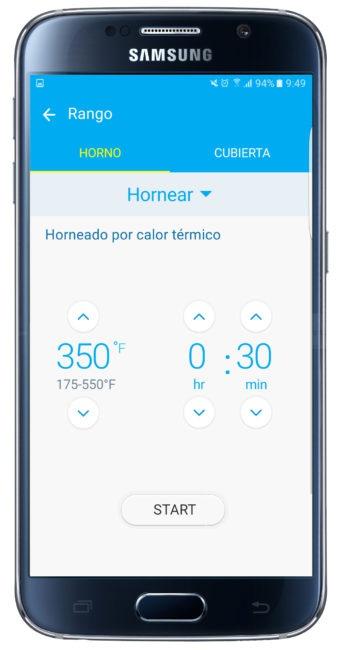 Programar dispositivo en Samsung Smart Home