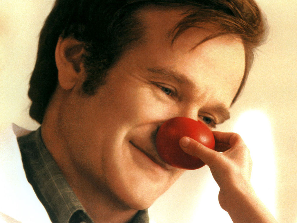 Patch Adams, Robin Williams