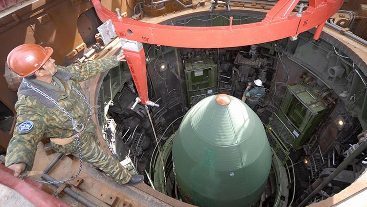 Rusia iniciará el despliegue de misiles pesados Sarmat en Siberia y el sur del país