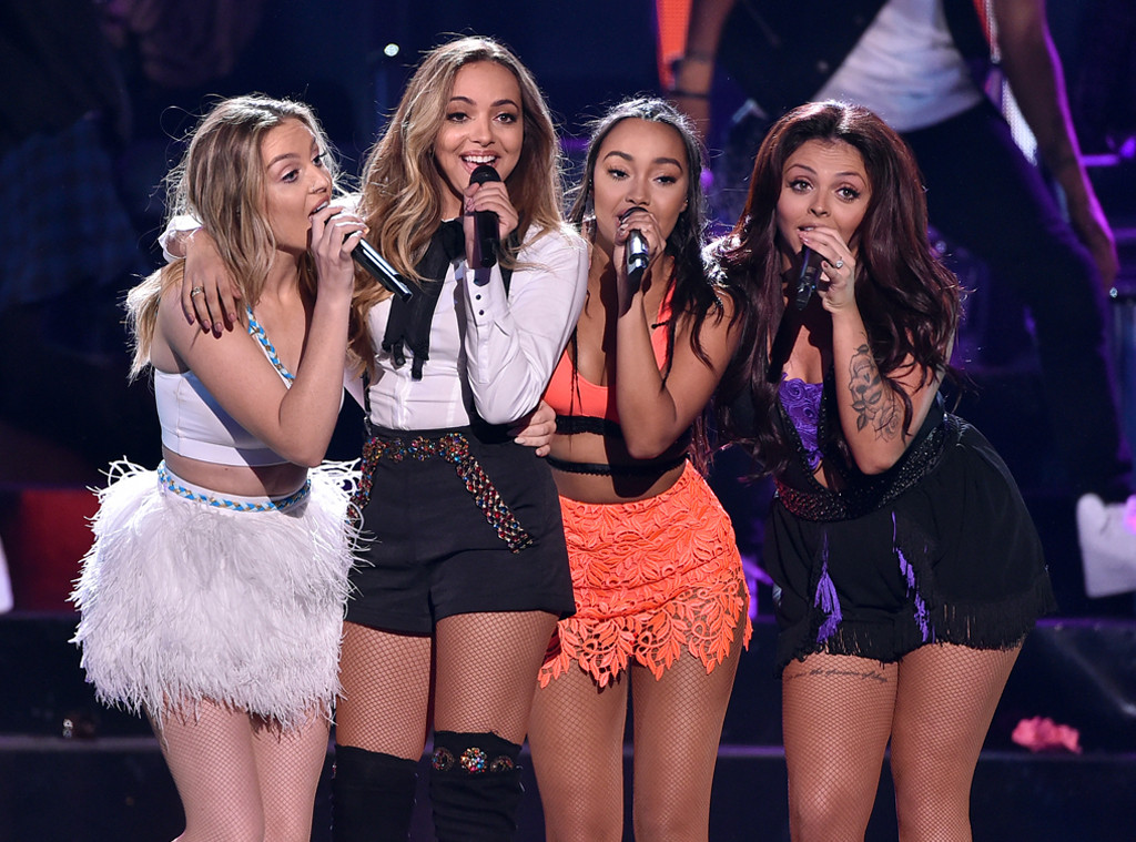 Perrie Edwards, Jade Thirlwall, Leigh-Anne Pinnock, Jesy Nelson, Little Mix