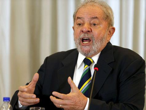 El presidente brasileño Luiz Inácio Lula da Silva en conferencia de prensa. Foto: Archivo El Español