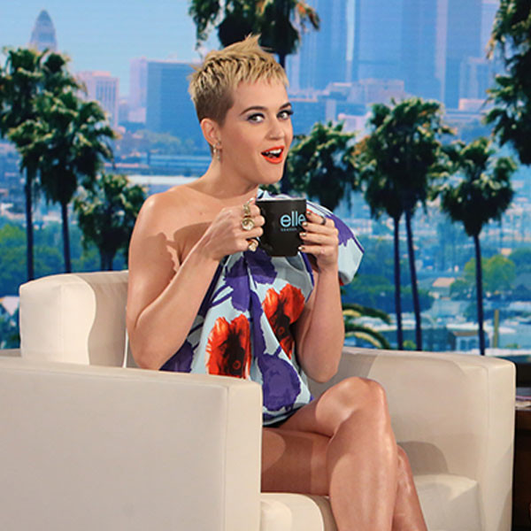 Katy Perry, Ellen DeGeneres
