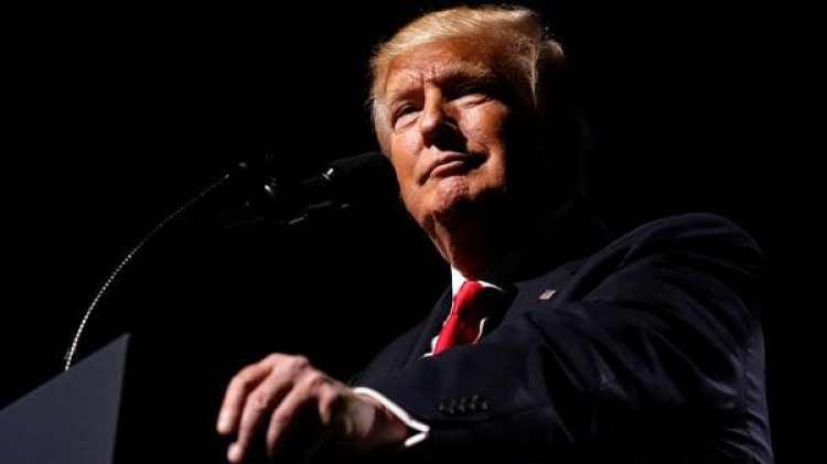 El presidente de los Estados Unidos, Donald Trump (Reuters)